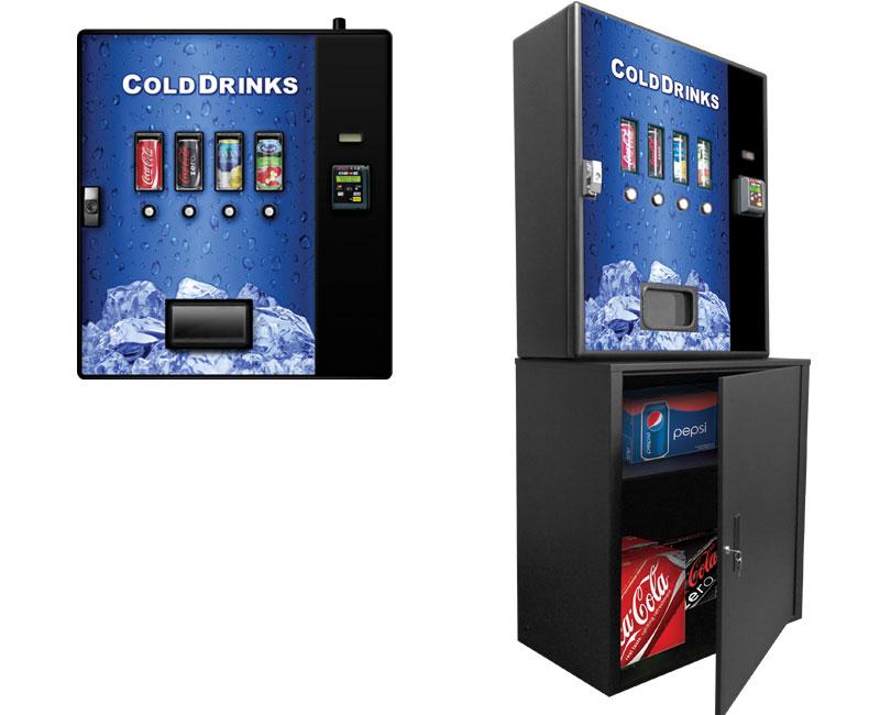Advantages Cashless Cooler